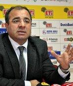 "Erdal Şahbaz: ""Süper Lig'e çıkacağız"""