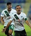Bursaspor'da Batalla takımla çalıştı