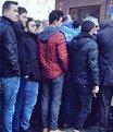 Trabzon'da maça büyük ilgi