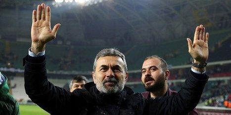 Konyaspor'dan Kocaman'a tam destek