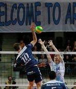 Arkas, CEV Şampiyonlar Ligi'ne veda etti