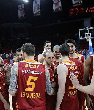 Galatasaray'ın konuğu Baskonia