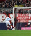 Hoffenheim'ın golü Kerem'den geldi