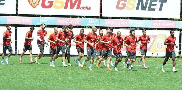 Galatasaray sezonu açıyor