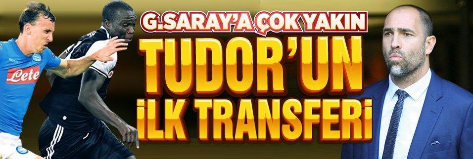 Tudor'un ilk transferi