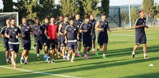 Akhisarspor, F.Bahçe maçına hazırlanıyor