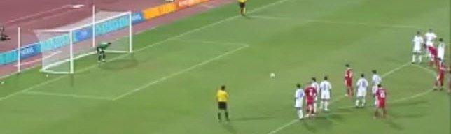 Tarihin en uzun penalt� at���