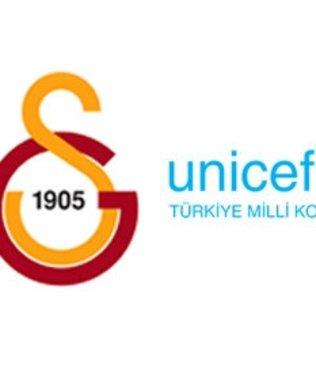 Galatasaray, UNICEF ile imzaladı