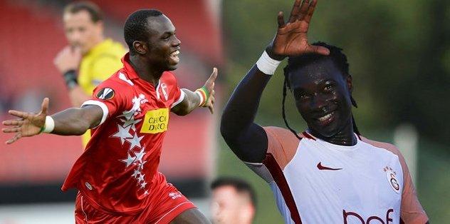 Gomis'in yanına Senegalli golcü