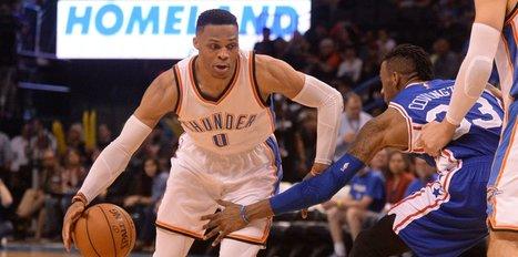 Westbrook'tan %100 isabet!