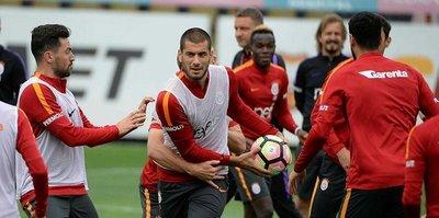 Galatasaray'da mesai sürdü