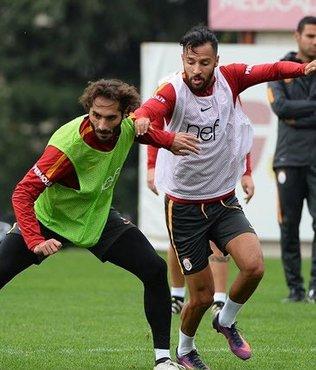Galatasaray'da T�rkiye Kupas� mesaisi