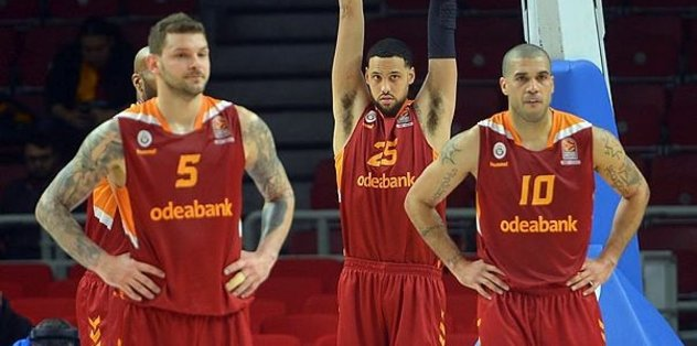 Galatasaray Milano'da galibiyet peşinde