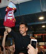 Trabzonspor'da imza töreni yapıldı