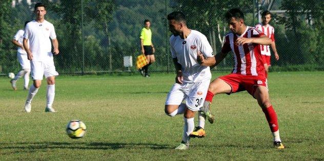 Sivasspor istim üstünde: 2-1