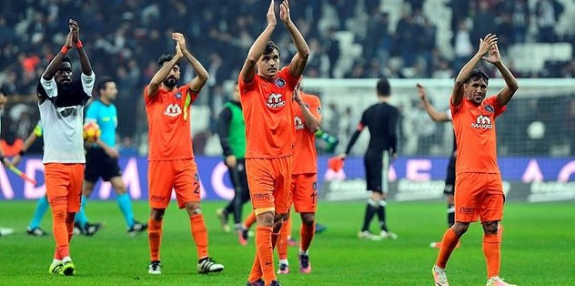 Basaksehir continue to lead Turkish league