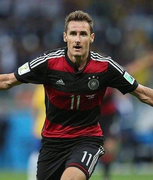 Klose futbolu bıraktı