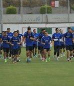 Trabzonspor'da Fenerbahçe mesaisi başladı