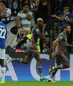 Gol yemeyen Porto yoktur...Beşiktaş'la oynamamış Porto vardır!