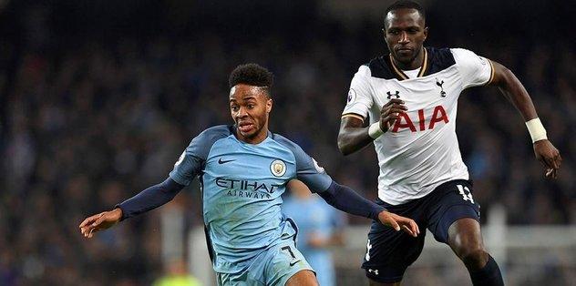 City kaçtı, Tottenham yakaladı