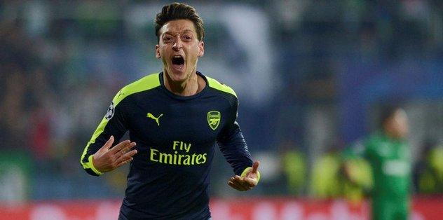 Mesut Özil'e tarihi teklif