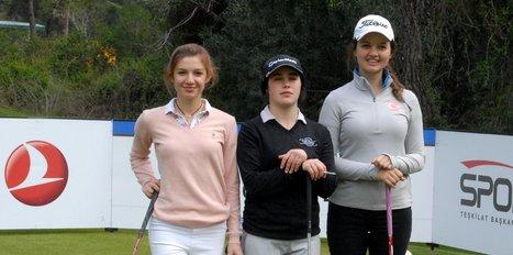 Golf Ligi 4'üncü ayağı Serik'te başladı