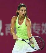 Milli tenisçinin yükselişi sürüyor