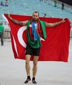 Türkiye atletizmde madalyaları topladı