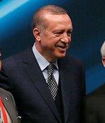 Cumhurbaşkanı Erdoğan'dan 'yabancı sınırı' açıklaması