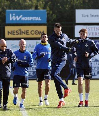 Fenerbahçe'de kupa mesaisi