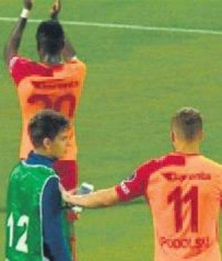 Poldi'ye yakışmadı
