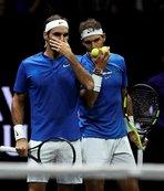 Nadal-Federer çifti ilk maçını kazandı