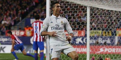 Cristiano Ronaldo attı, Atletico baka kaldı!