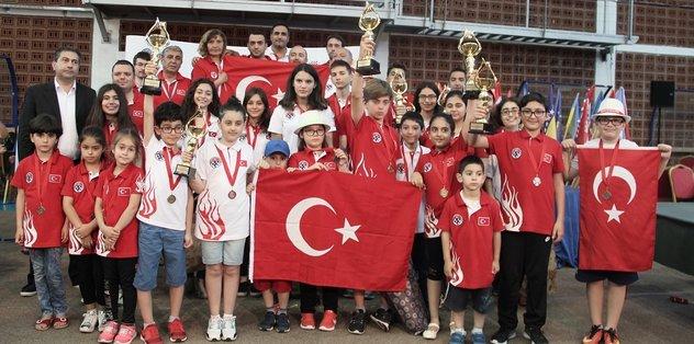 Genç milli satrançcılardan tarihi başarı