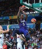Amerika 15. kez Olimpiyat şampiyonu
