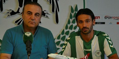 Fenerbahçe'den Konya'ya gitmişti