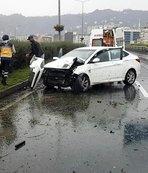 Korkunç kaza