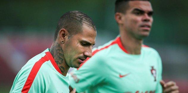 Portekizli'ye ceza kapıda