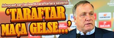 Advocaat, Krasnodar maçı öncesi konuştu