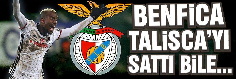Benfica sattı bile...