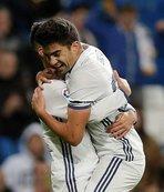Zidane'ın oğlu ilk maçında gol attı!