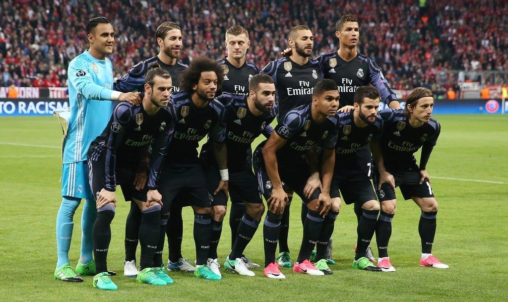 Bayern Münih 1-2 Real Madrid