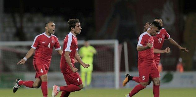 Türkiye 3-1 Suudi Arabistan