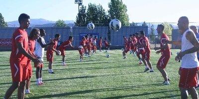 Elazığspor'da kamp yarın başlıyor
