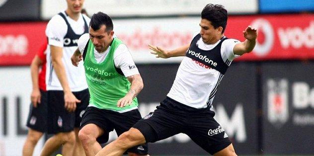 Beşiktaş, Kasımpaşa'ya hazırlanıyor