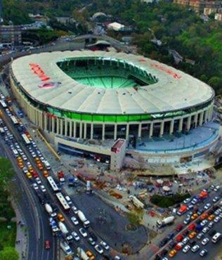 Final maçı Vodafone Park'ta oynanacak!