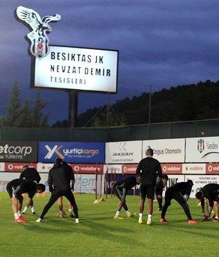 Be�ikta�, Dinamo Kiev ma��na haz�r