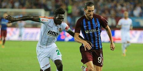 Trabzon hem attı hem yedi