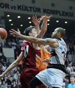 Olaylı maçın galibi Beşiktaş