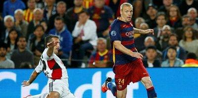 Mathieu'nun yeni durağı Portekiz Ligi oldu